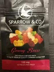 Sparrow & Co 150mg Gummies
