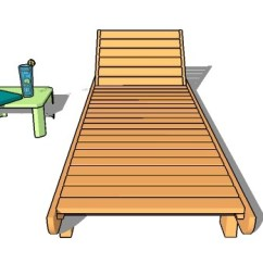 Wooden Lounge Chair Plans Bean Bag Toddler Myoutdoorplans Free Woodworking And Chaise