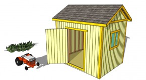 Shed Plans Free