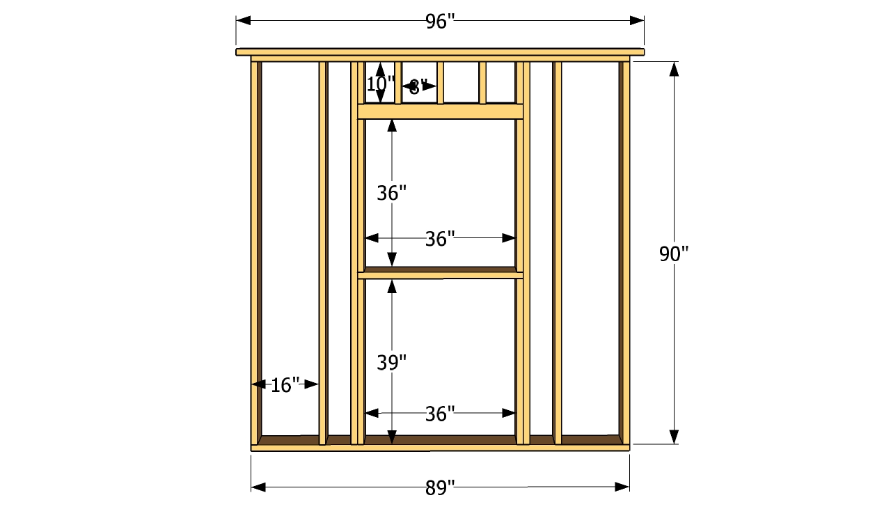 How to build window plans plans woodworking pool table for Window frame plan