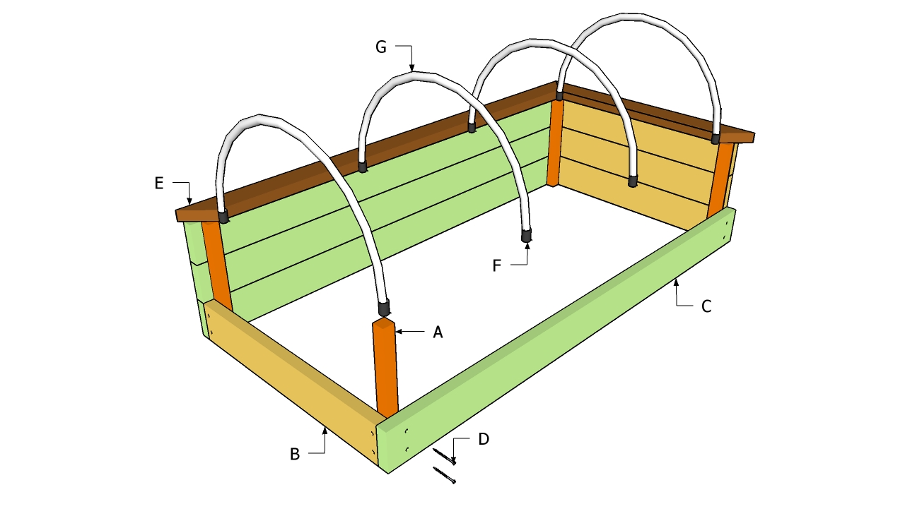 Woodworking Plans Bed Frame