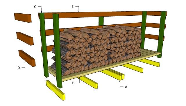 Wood Pallet Shed Plans