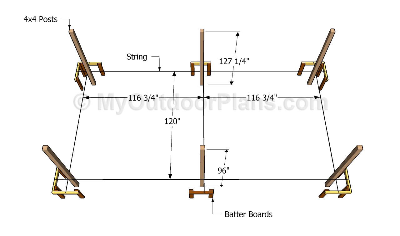 Diy Wood Carport PDF Woodworking