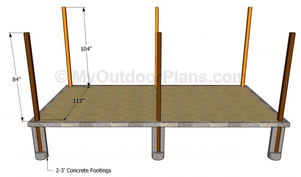 Carport Plans Free Myoutdoorplans Free Woodworking Plans And