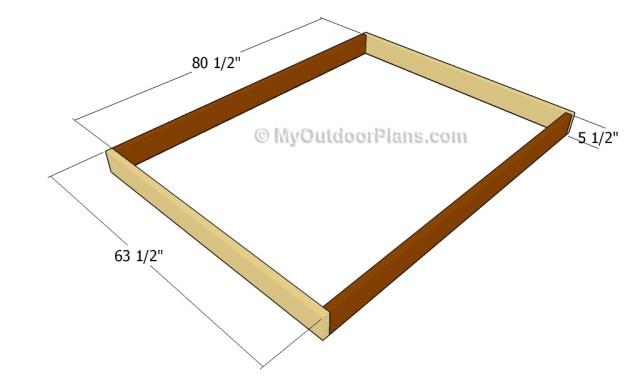 Bed Frame Plans