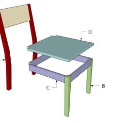 Kitchen Chair Design Plans Lite Fishing Wood Diy Free Download Build A