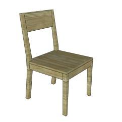 Kitchen Chair Design Plans Soft Folding Chairs Free Outdoor Diy Shed