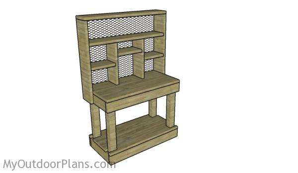 DIY Reloading Bench Plans | Free Outdoor Plans - DIY Shed, Wooden ...