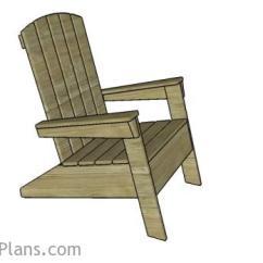 Modern Adirondack Chair Folding At Walmart Plans Myoutdoorplans Free Woodworking