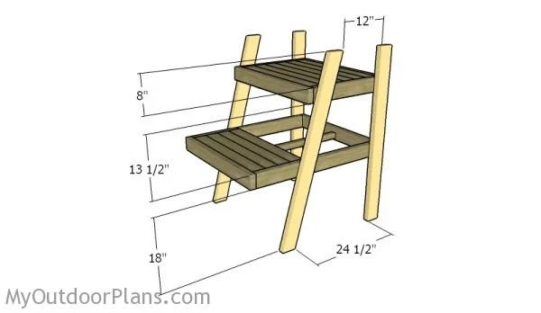 how to build a lifeguard chair and couch covers plans myoutdoorplans free woodworking assembling the