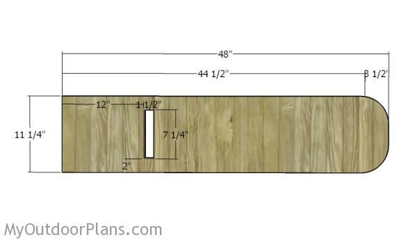 Viking Chair Plans  MyOutdoorPlans  Free Woodworking