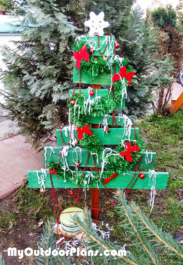 Diy Christmas Yard Art Myoutdoorplans Free Woodworking