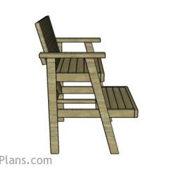 How To Build A Lifeguard Chair Oval Dining Chairs Plans Myoutdoorplans Free Woodworking And