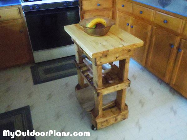 counter height kitchen table makeover ideas diy butcher block | myoutdoorplans free ...