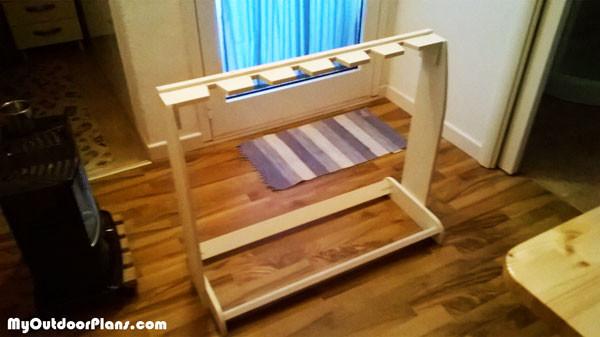 Diy Wooden Guitar Stand Myoutdoorplans Free