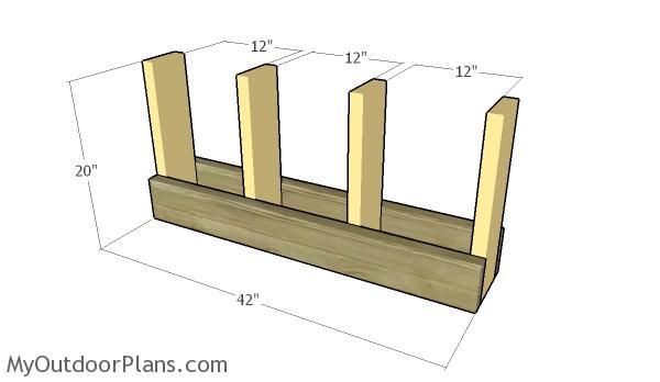 Weight Rack Plans Myoutdoorplans Free Woodworking