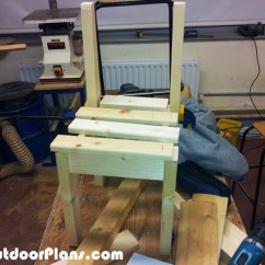Easy Adirondack Chair Plans Gliding Rocking Covers Diy Kids | Myoutdoorplans Free Woodworking And Projects, Shed ...