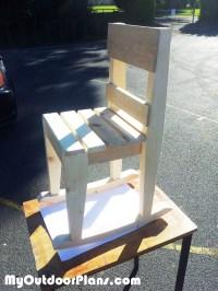 DIY Kids Rocking Chair Plans | MyOutdoorPlans | Free ...