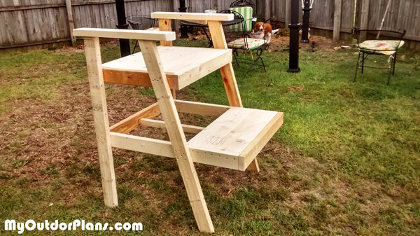 how to build a lifeguard chair best kitchen table and chairs wood outdoor home decor photos gallery diy myoutdoorplans free woodworking
