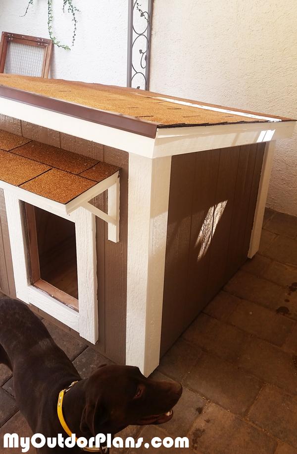 Diy Large Insulated Dog House Myoutdoorplans Free