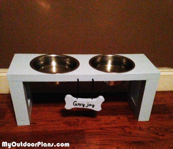 DIY Boy And Girl Doggie Trays MyOutdoorPlans Free