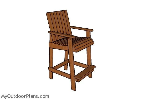 adirondack chair blueprints design lahore bar height plans myoutdoorplans free