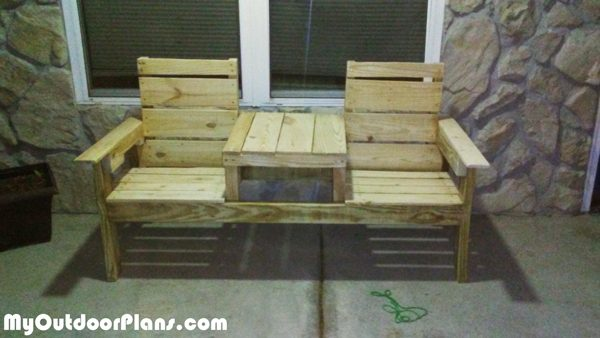Back Jack Chair