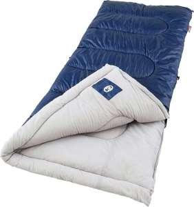 Coleman Brazos Cold Weather Sleeping Bag - best budget car camping sleeping bag