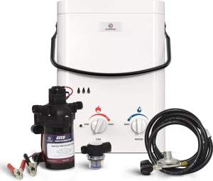 Eccotemp L5 1.5 GPM Portable Outdoor Tankless Water Heater