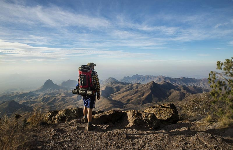 Best Backpacking Spots in Texas