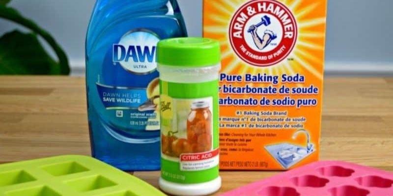 Citric Acid, Baking Soda & Borax RV Holding Tank Treatment Recipe