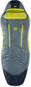 """NEMO – Finest Weather Convenient Sleeping Bag Providers with Trademark """"Thermo Gills"""" Technology"""