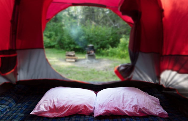 Best Memory Foam Camping Pillows