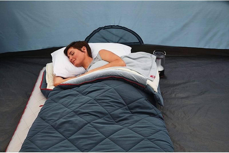 Coleman Multi Layer Sleeping Bag - Best for all Season Camping