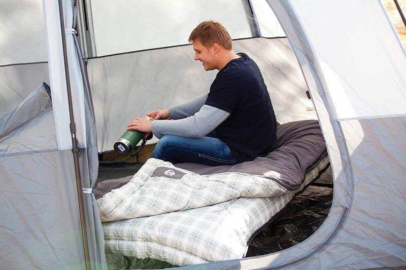ColemanSleeping Bag for Big and Tall Adults