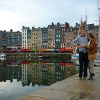 A quick stop in Honfleur