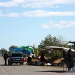 Fruit&veg stalls