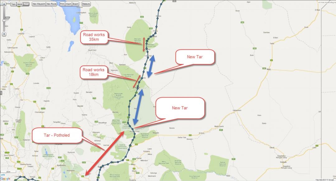 Marsabit to Moyale road Kenya to Ethiopia Overland Travel Forum