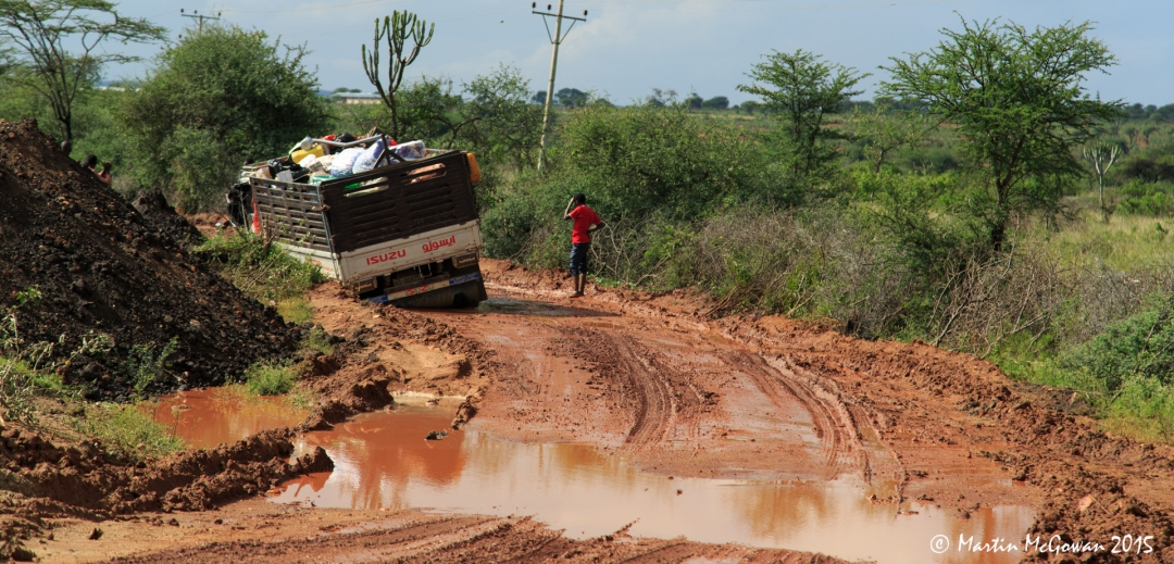 Roadworks Ethiopia