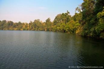 Ban Lung - Lake