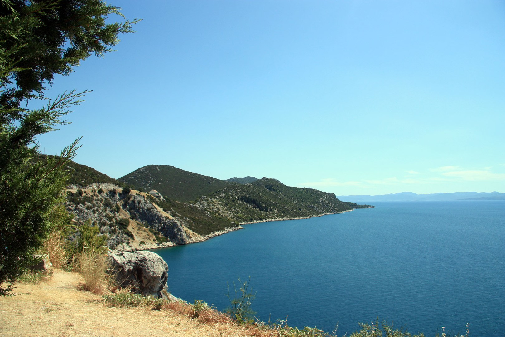 The Coast to Dubrovnik