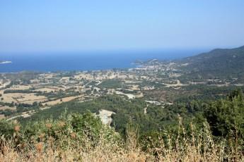 View of Halkidiki