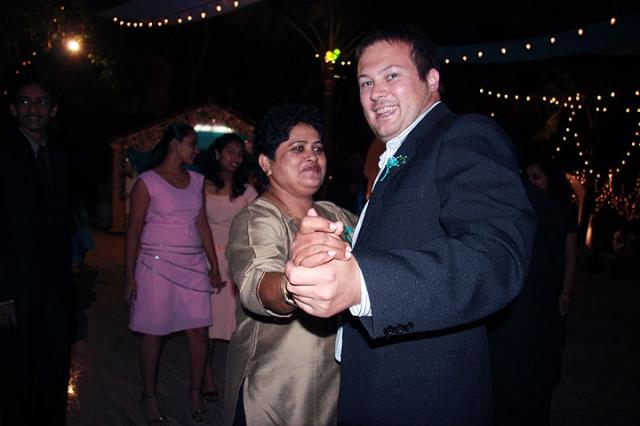 Denise & Martin