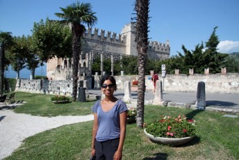 Lake Garda - Castle
