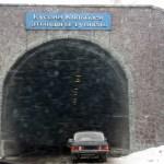Tunnel - Tor Ashuu Pass