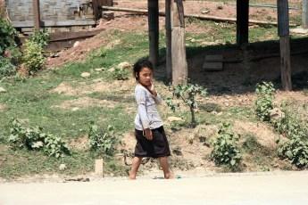 Schoolgirl-northern Laos