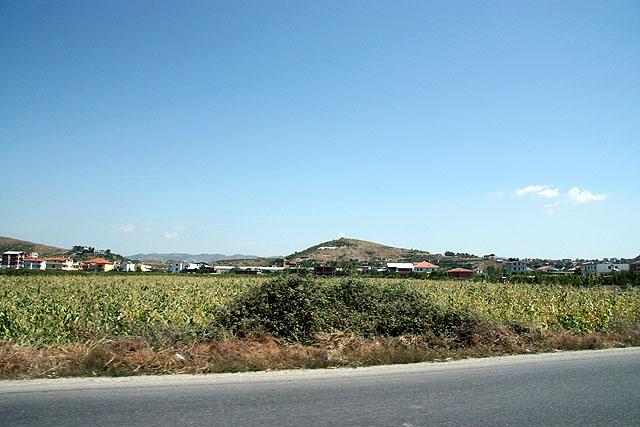 Landscape Albania
