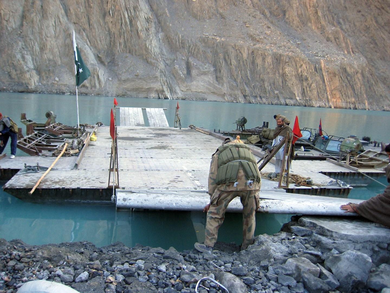 Army Raft