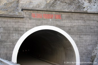 One of Several new Tunnels