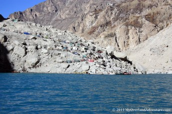 Attabad Lake - The other End